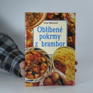 náhled knihy - Oblíbené pokrmy z brambor