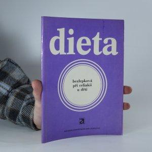 náhled knihy - Dieta bezlepková při celiakii u dětí