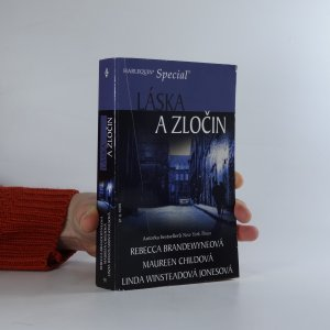 náhled knihy - Láska a zločin (Vražda na večírku, Neodolatelný ochránce, Hovory po půlnoci)