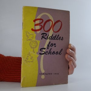náhled knihy - 300 Riddles for School