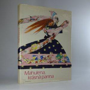 náhled knihy - Mahulena, krásná panna