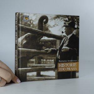 náhled knihy - Historie Zoo Praha. Prvních 40 let zápasů a úspěchů.