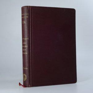 náhled knihy - Československý zákon směnečný z 13. prosince 1927, č. 1. Sb. z. a n. z r. 1928