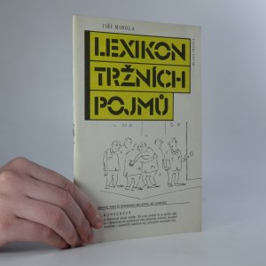 náhled knihy - Lexikon tržních pojmů