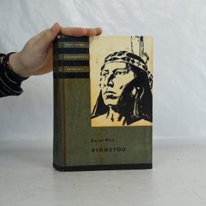 náhled knihy - Vinnetou. 1. díl (1 svazek)