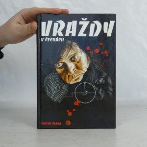 náhled knihy - Vraždy v Čechách