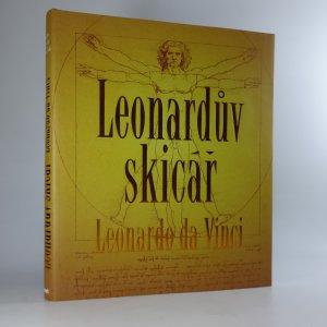 náhled knihy - Leonardův skicář