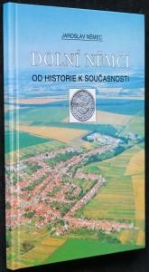 náhled knihy - Dolní Němčí od historie k současnosti