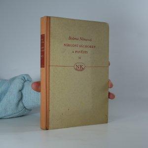 náhled knihy - Národní báchorky a pověsti. Svazek druhý