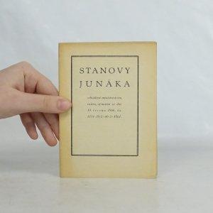 náhled knihy - Stanovy Junáka