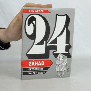 náhled knihy - 24 záhad. Detektivem na pět minut.