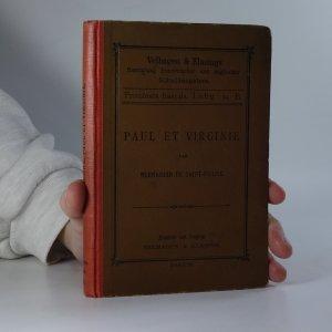 náhled knihy - Paul et Virginie