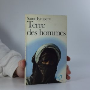 náhled knihy - Terre des hommes