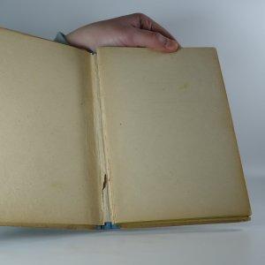 antikvární kniha Bílý poutník, 1945