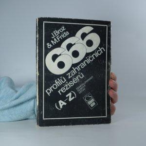 náhled knihy - 666 profilů zahraničních režisérů (A-Z)