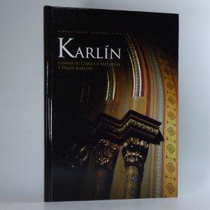 náhled knihy - Karlín. Chrám Sv. Cyrila a Metoděje v Praze - Karlíne.