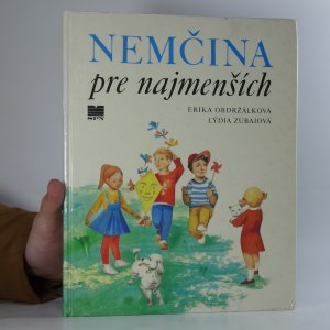 náhled knihy - Nemčina pre najmenších