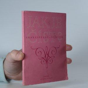náhled knihy - Jak je číst? Transkripce jmen cizích spisovatelů a názvů jejich děl