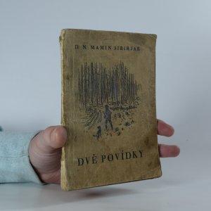 náhled knihy - Dvě povídky. Černé Ouško a Šedokrčka