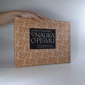 náhled knihy - Nauka o písmu
