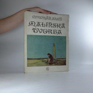náhled knihy - Malířská tvorba