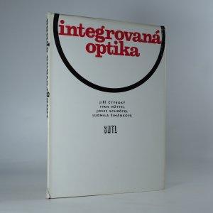 náhled knihy - Integrovaná optika