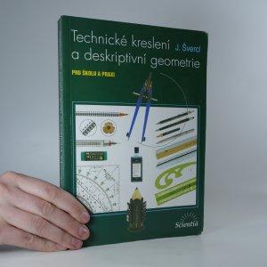 náhled knihy - Technické kreslení a deskriptivní geometrie pro školu a praxi