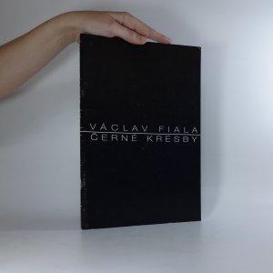 náhled knihy - Černé kresby. Katalog k výstavě uspořádané Maďarským kulturním střediskem v Praze 17.2. - 12.3. 1993