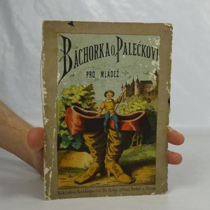 náhled knihy - Báchorka o Palečkovi
