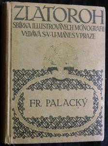 náhled knihy - Zlatoroch: Fr. Palacký