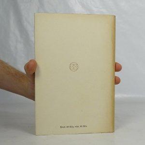 antikvární kniha Hladový rok , 1949