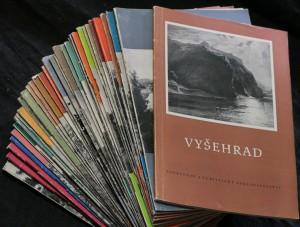 náhled knihy - Konvolut 38 průvodců Sportovní a turistické nakladatelství, Čedok, Státní ústav památkové péče a ochrany přírody a pod.