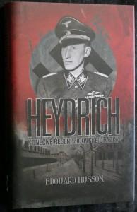 náhled knihy - Heydrich - konečné řešení židovské otázky