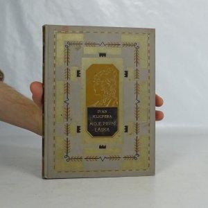 náhled knihy - Moje první láska a jiné povídky