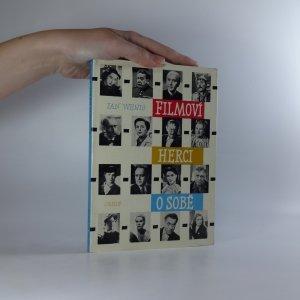 náhled knihy - Filmoví herci o sobě