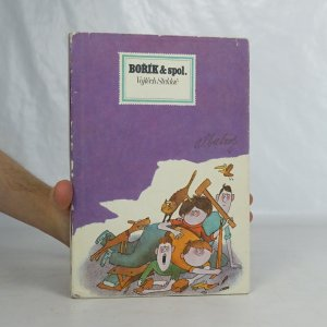 náhled knihy - Bořík & spol.