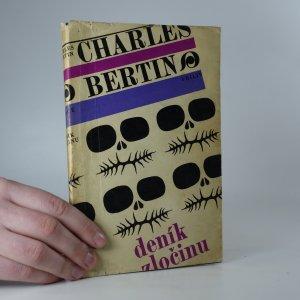 náhled knihy - Deník zločinu