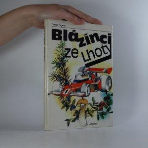 náhled knihy - Blázinci ze Lhoty