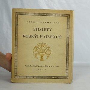 náhled knihy - Siluety ruských umělců