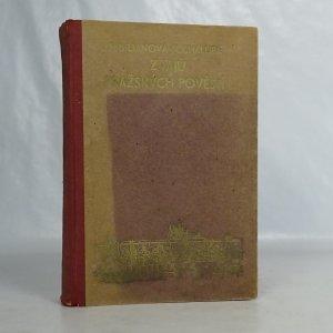 náhled knihy - Z tajů pražských pověstí