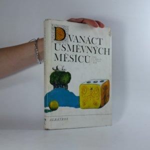 náhled knihy - Dvanáct úsměvných měsíců. hry a zábavy na celý rok