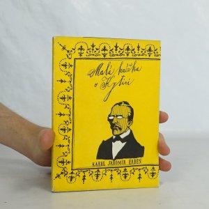 náhled knihy - Malá knížka o Kytici