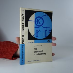 náhled knihy - 100 zajímavostí z radiotechniky