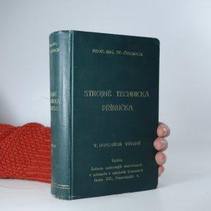 náhled knihy - Strojně technická příručka