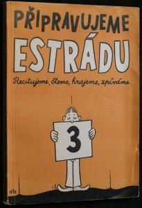 náhled knihy - Připravujeme estrádu. 3. svazek , Materiál pro estrády