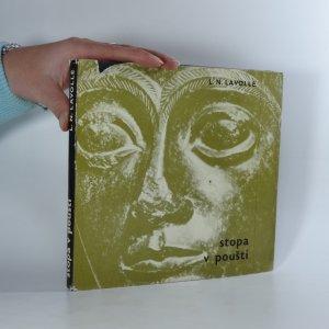 náhled knihy - Stopa v poušti