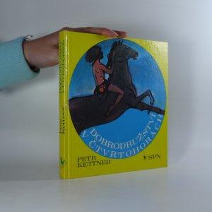náhled knihy - Dobrodružství v Čtvrtohorách