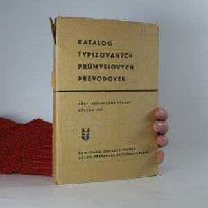 náhled knihy - Katalog typizovaných průmyslových převodovek