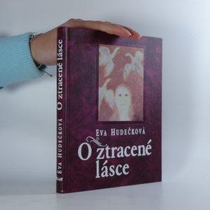náhled knihy - O ztracené lásce