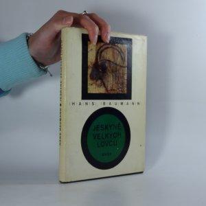 náhled knihy - Jeskyně velkých lovců